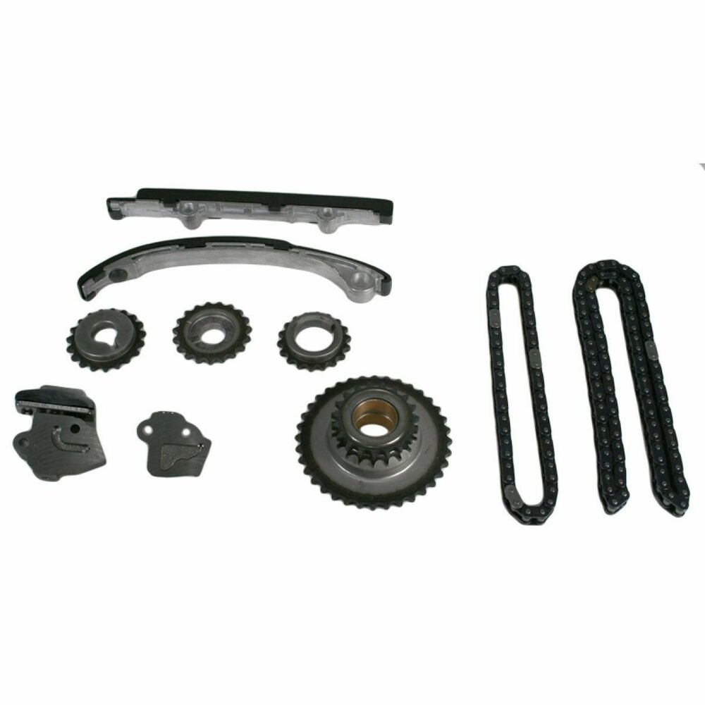 Timing Chain Sprocket Rail Component Set 2.4 KA24DE For