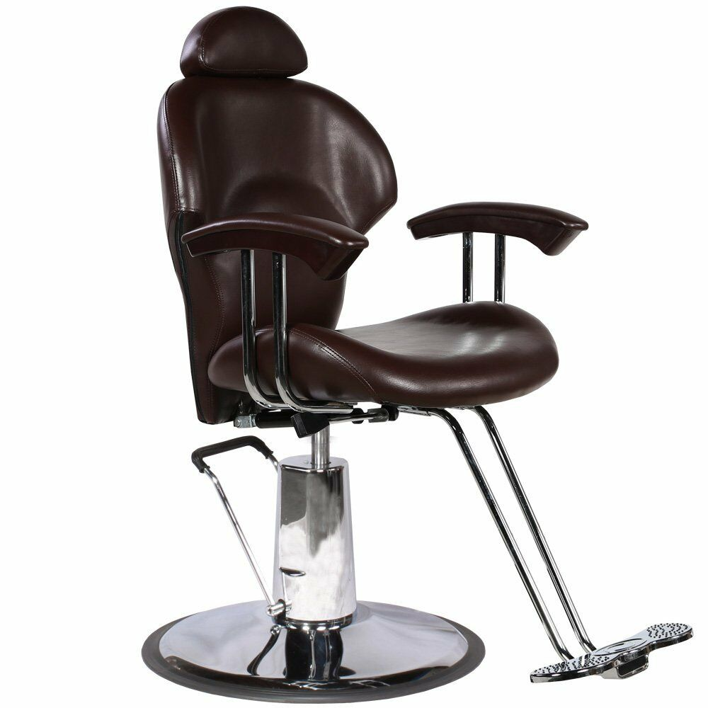 Barber Salon MultiPurpose Reclining Hydraulic Hair