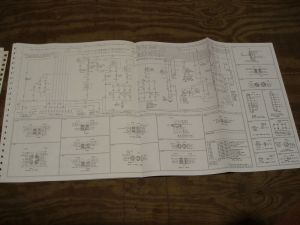 1984 Lincoln Mark VII Continental wiring diagram schematic