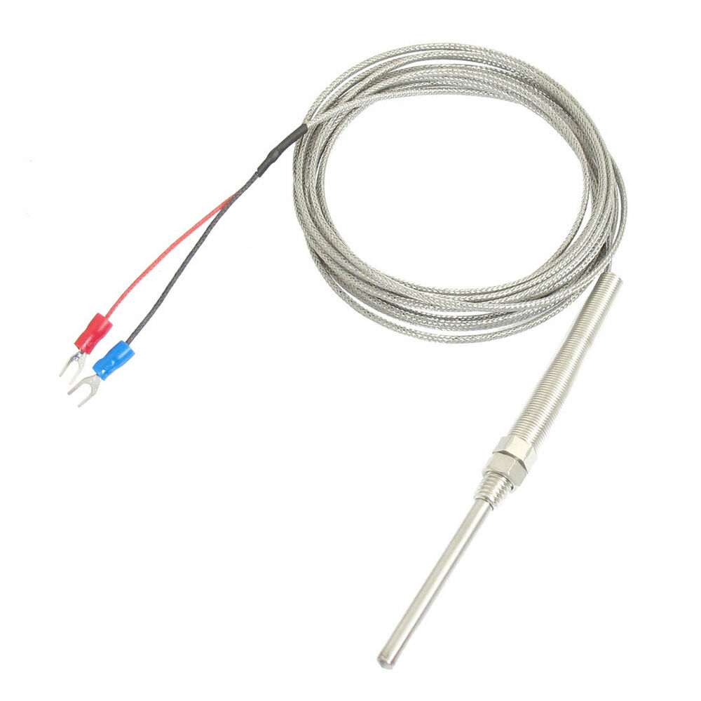 K Type 50mm x 5mm Temperature Controller Earth