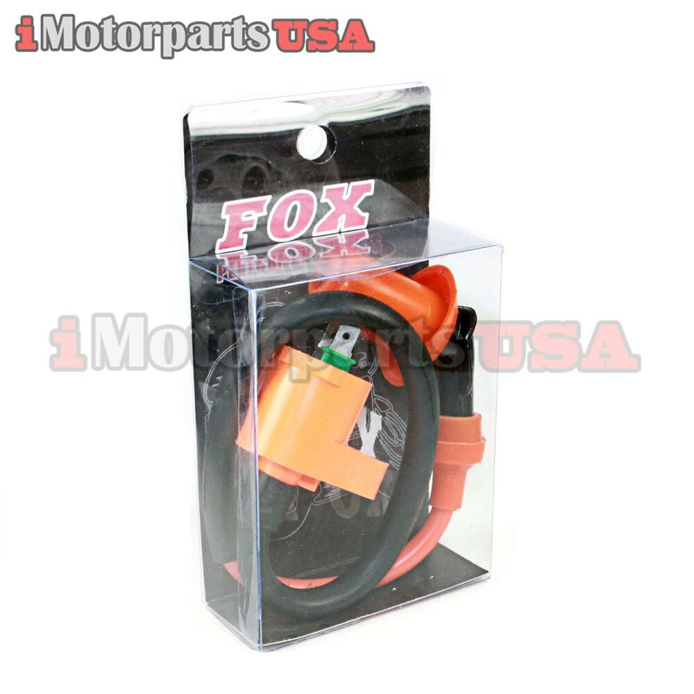 hight resolution of details about high performance ignition coil hammerhead 250 gt gts ss 250cc go kart dune buggy