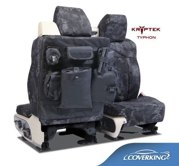 Kryptek Typhon Camo Camouflage Seat Covers Withmolle