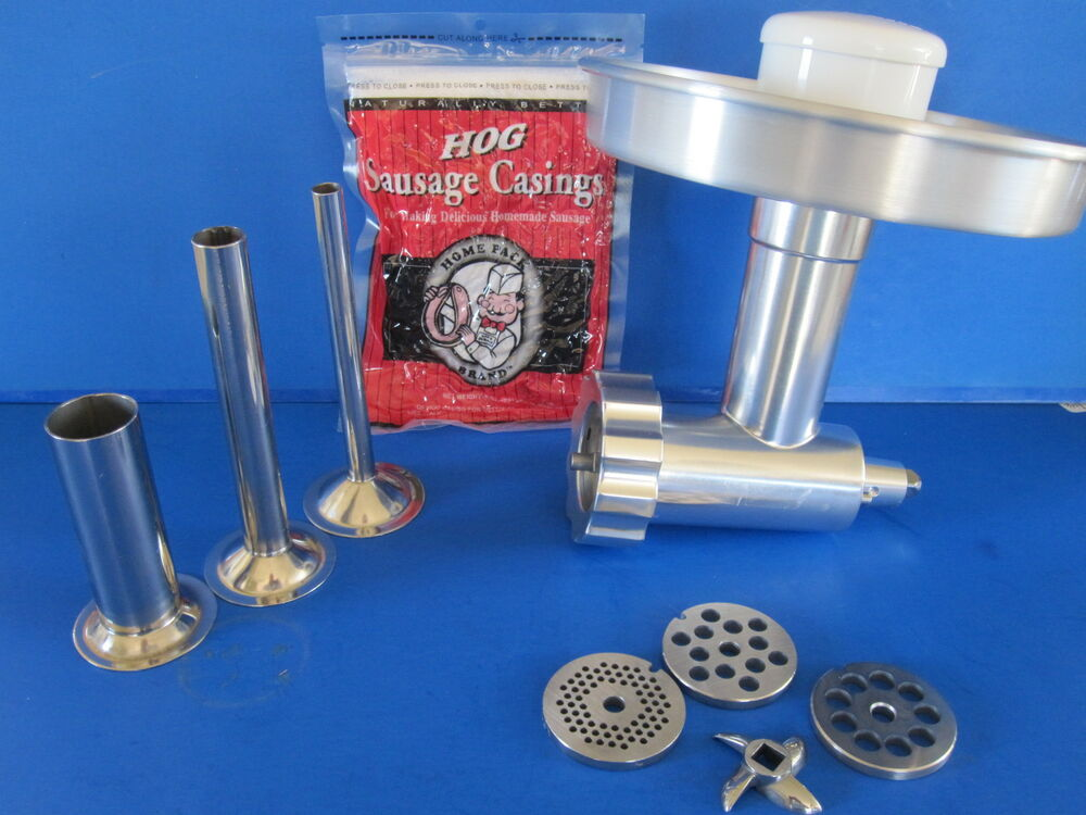 kitchen aid meat grinder attachment replace cabinets kit food chopper for kitchenaid ...
