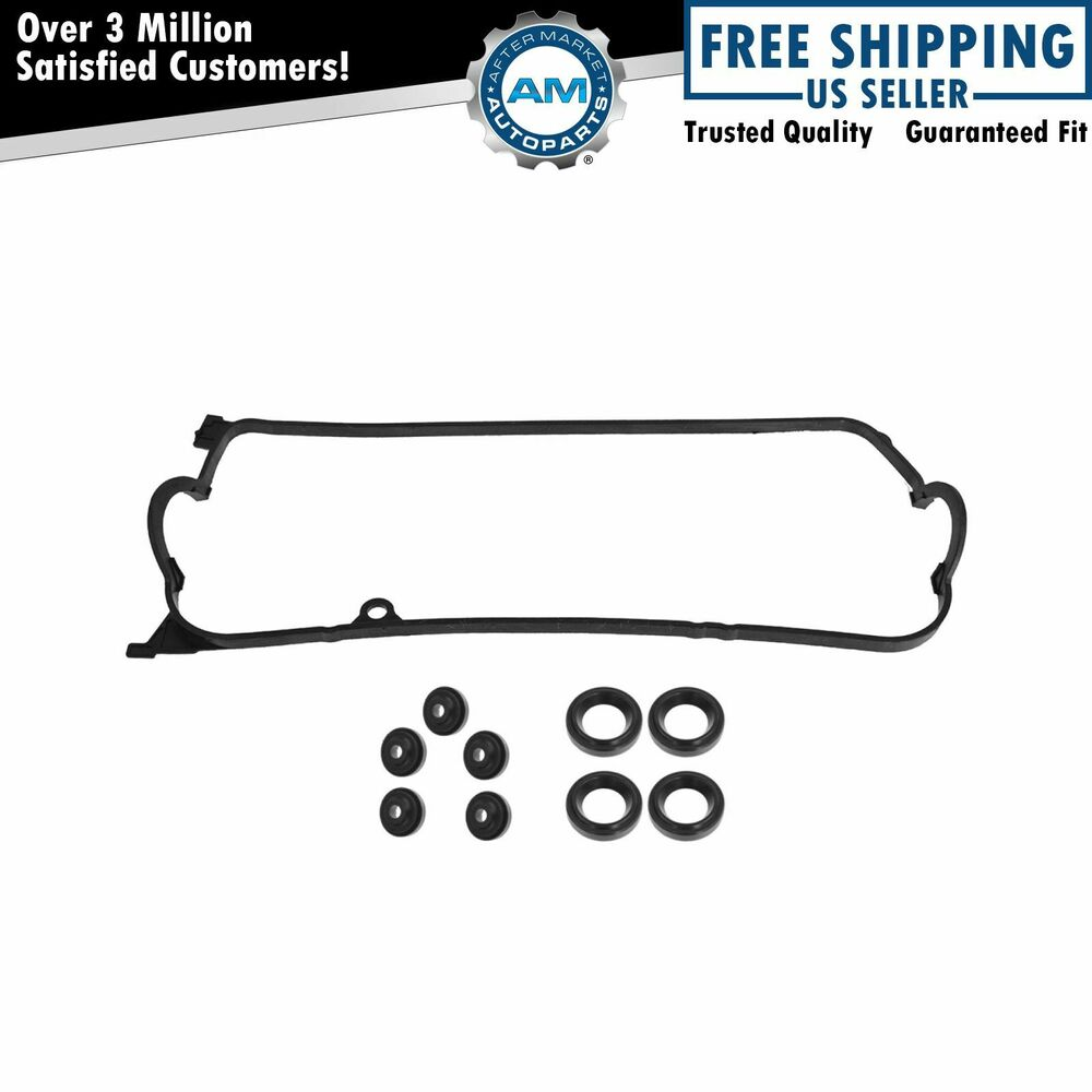 Valve Cover Gasket Set Kit for 01-05 Acura EL Honda Civic