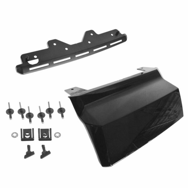 Oem Trailer Hitch Closeout Cover With Install Kit
