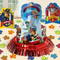 23 Piece Paw Patrol Puppy Pets Birthday Party Table