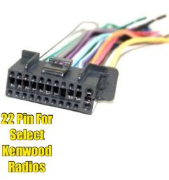 car stereo radio replacement wire harness plug for select jvc kd s29 wiring harness jvc car [ 1000 x 890 Pixel ]
