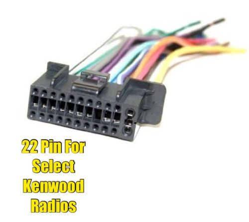 small resolution of car stereo radio replacement wire harness plug for select jvc kd s29 wiring harness jvc car