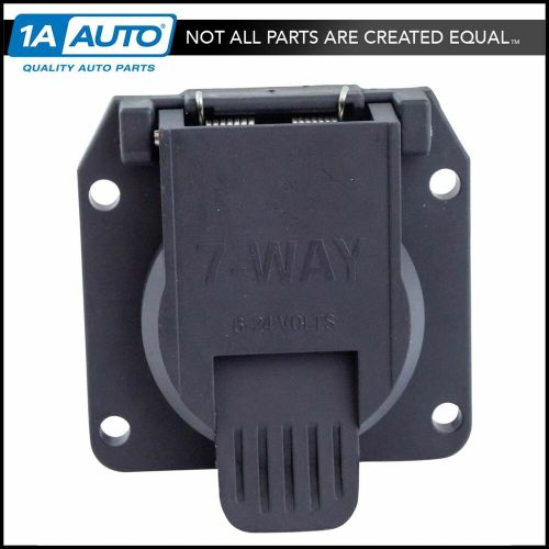 small resolution of details about curt 55415 7 way 7 pin direct fit bolt on replacement vehicle socket