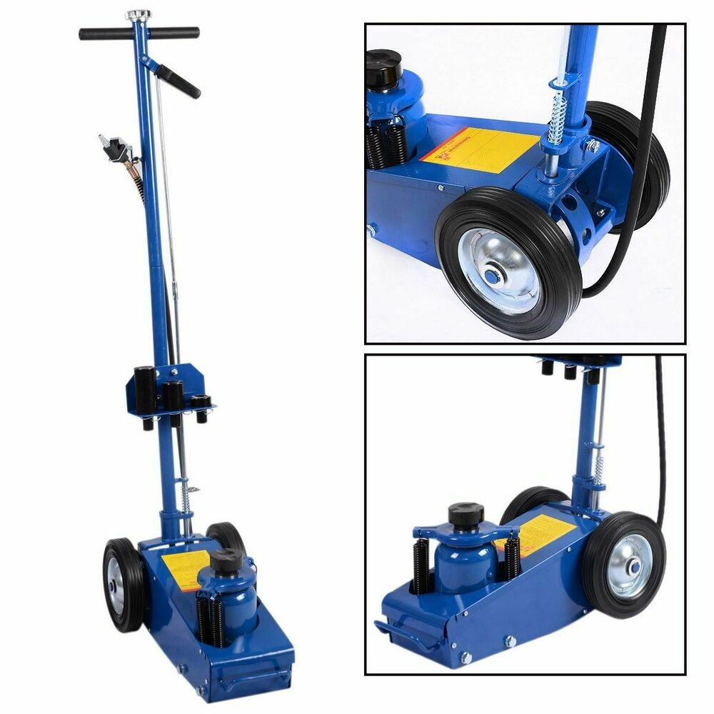 22 Ton Air Hydraulic Floor Jack HD Truck Lift Jacks Service Repair Lifting Tool  eBay