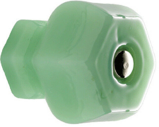 12 Jadeite Glass Knobs Kitchen Cabinet Hardware Depression
