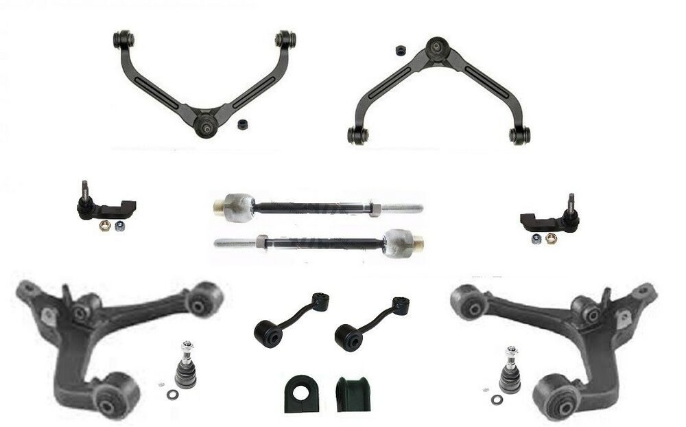 STEERING & SUSPENSION 14pcs FULL REPAIR KIT JEEP CHEROKEE