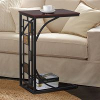 New Coffee Tray Side Sofa Table Couch Room Console Stand ...