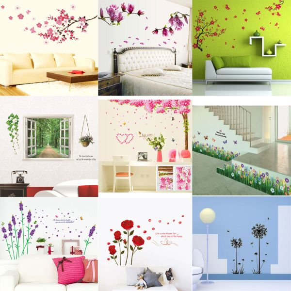Removable Vinyl Wall Art Decal