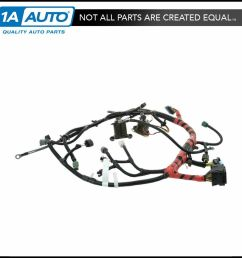 details about oem f81z12b637fa main engine wiring harness for super duty pickup truck suv new [ 1000 x 1000 Pixel ]