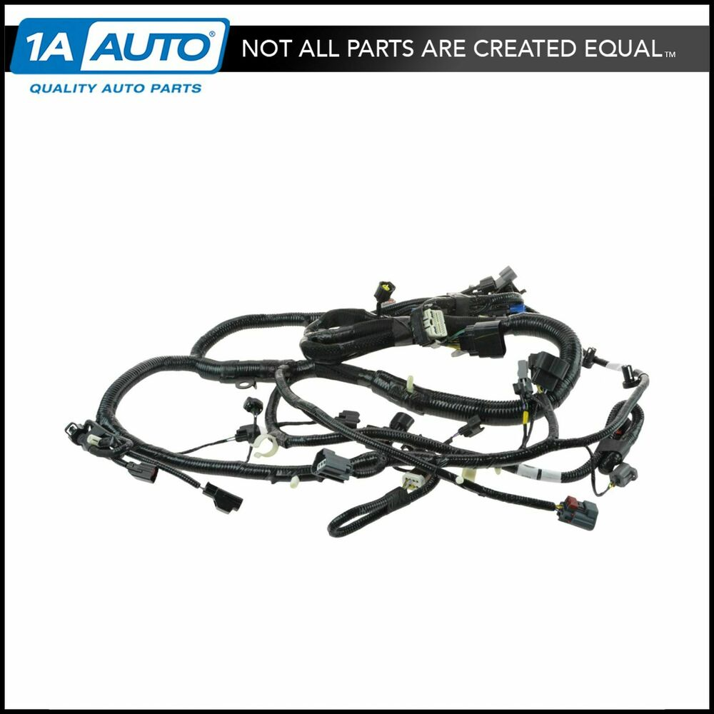 hight resolution of oem 6l2z9d930ba main engine wiring harness for ford mercury suv 4 0l new ebay