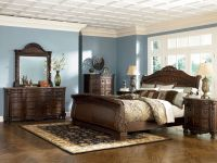 Ashley Furniture B553 North Shore - Queen or King Sleigh ...