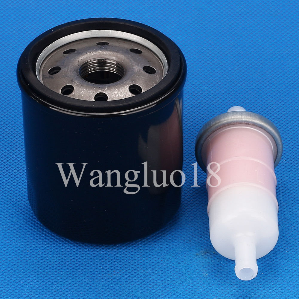 hight resolution of details about fuel oil filter for kawasaki mule 610 600 kaf400 49065 2071 engine
