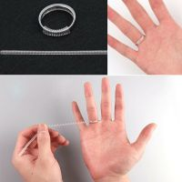 12pcs Ring Size Adjuster Snuggies Insert Guard Tightener ...