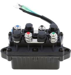 details about power trim relay in box 2 wire for 2 stroke yamaha outboard engine [ 1000 x 1000 Pixel ]