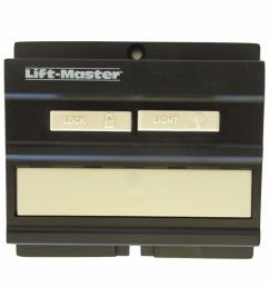 details about liftmaster 58lm multi function 2 wire garage door opener wall control 41a4202a [ 1000 x 1000 Pixel ]