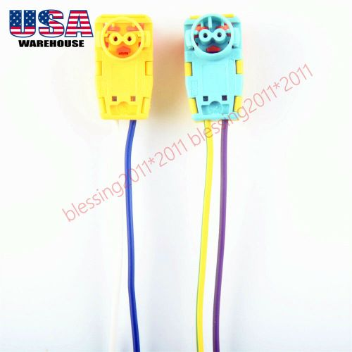 small resolution of details about fits chevy cruze airbag clockspring plugs wire connector new aaa 2pc