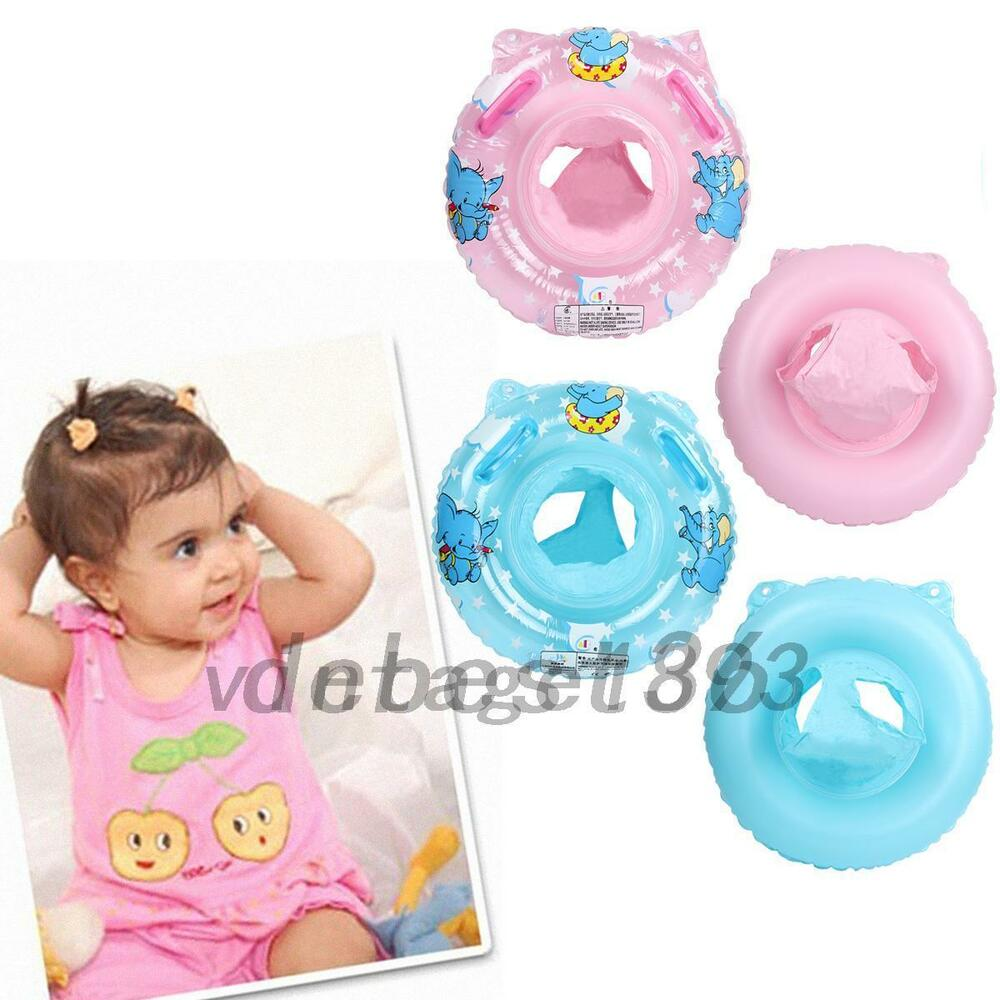 baby blow up ring chair graco doll swing high kids swimming inflatable safety seat float raft pool details about bathtub toy