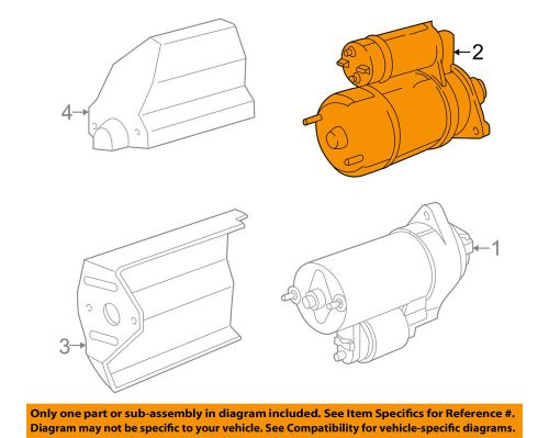 small resolution of details about bmw oem 95 00 750il 5 4l v12 starter motor 12411711403