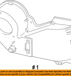 details about ford oem heater hvac housing assembly 1l5z18456ca [ 1000 x 811 Pixel ]