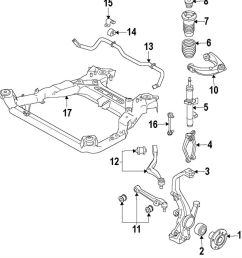 details about lincoln ford oem 10 12 mkz front suspension coil spring ah6z5310b [ 830 x 1000 Pixel ]