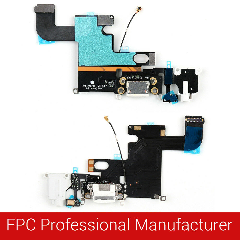 medium resolution of details about for iphone usb charging port dock connector flex cable fix replacement par wd