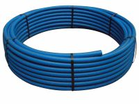50MM X 50MTR COILS BLUE MDPE WATER MAINS PIPE | eBay