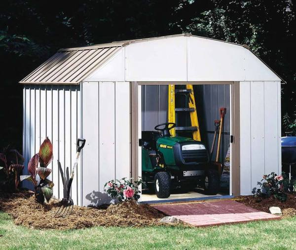 Arrow Sheds 10x14 Lexington Steel Storage Shed Lx1014