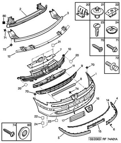 Service manual [Diagram Of Removing A Grill From A 2010
