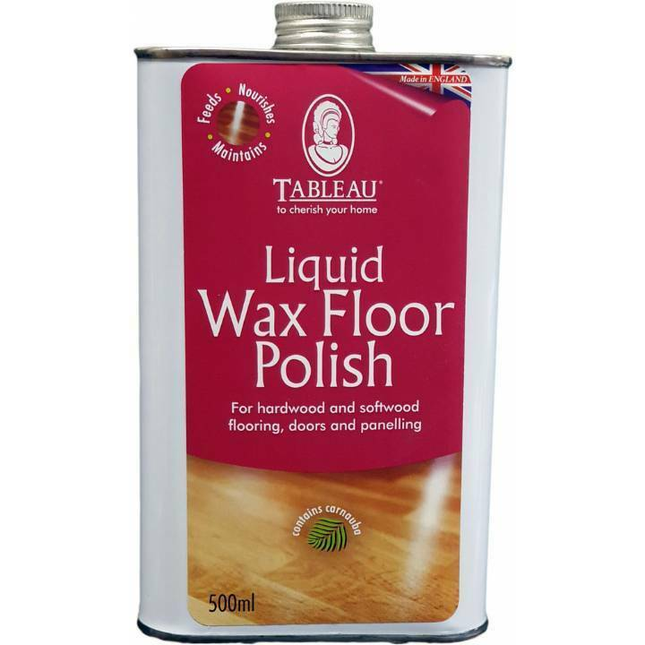 Hardwood Floor Polish
