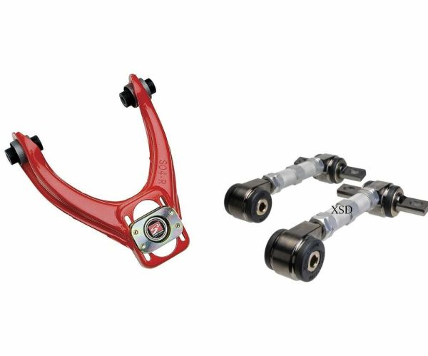 Skunk2 Pro Series Front And Rear Camber Kit Honda