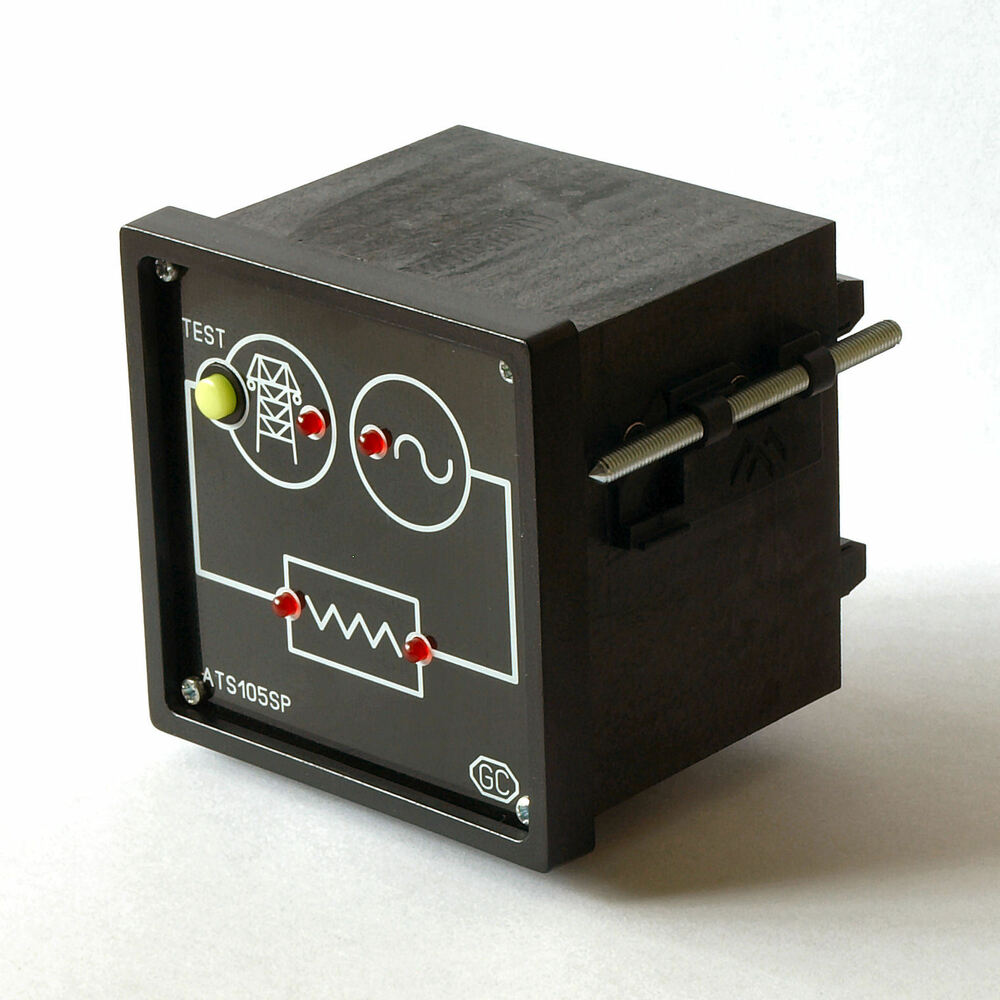 Transfer Switch Ats Controller Build Your Own Ats Panel Easily Ebay