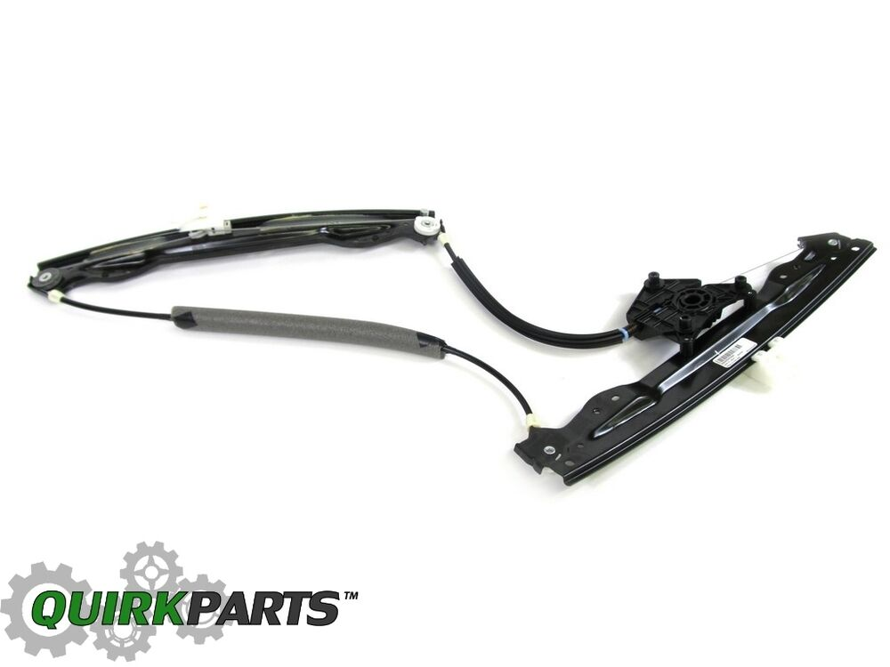 07-10 Chrysler Sebring 4 DOOR SEDAN LH Drivers FRONT Power
