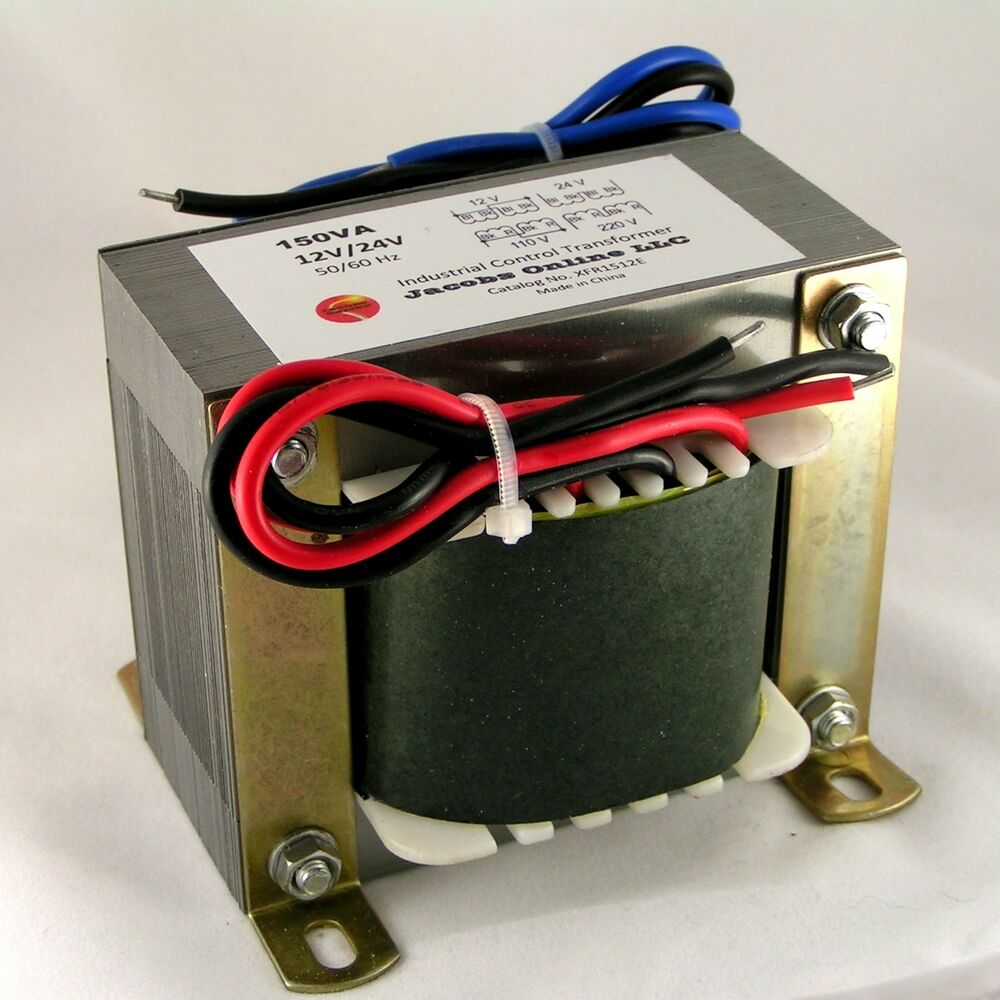 medium resolution of details about transformer electrical step down 150va 12 24v output for foam cutting etc