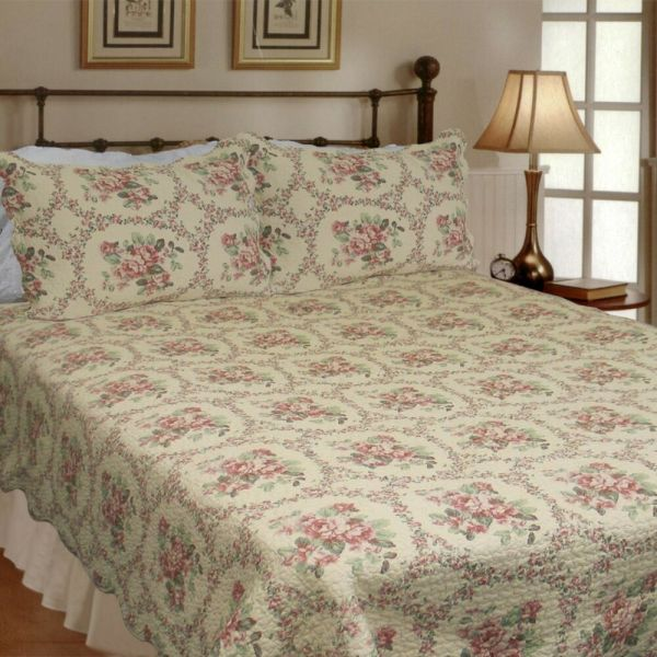 Cotton King Size Quilt Sets