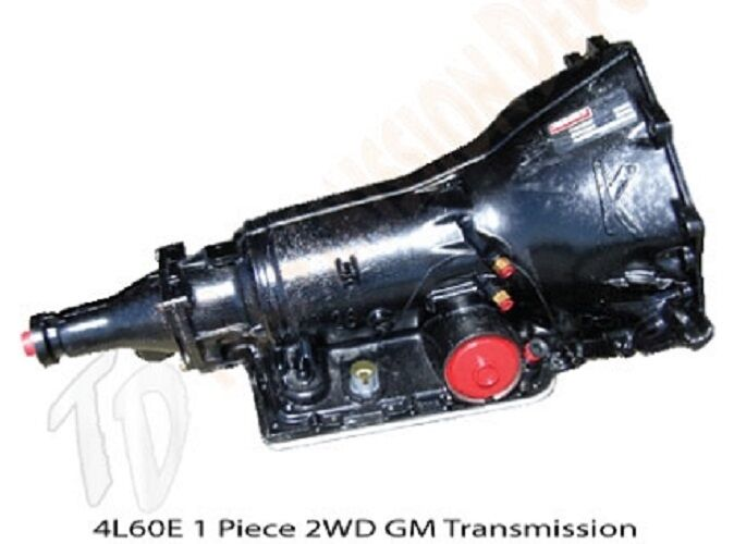 4L60E GM Chevy GMC Transmission Stage 1 2wd No Core 2 Yr