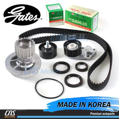small resolution of details about gates htd timing belt kit water pump for 2004 2008 chevrolet aveo 1 6l dohc