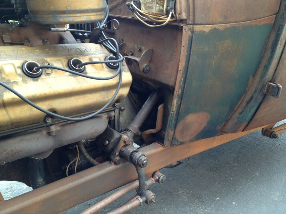 1946 Ford Truck Steering Column