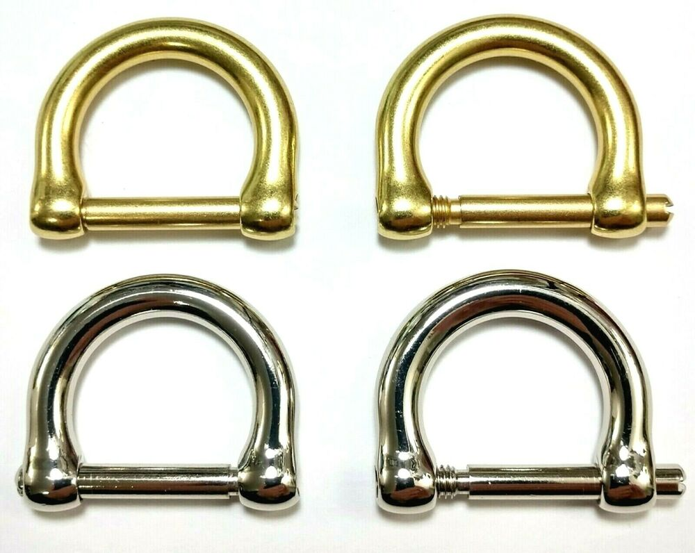 Two O.E.M. Replacement Brass/Nickel Nickel D