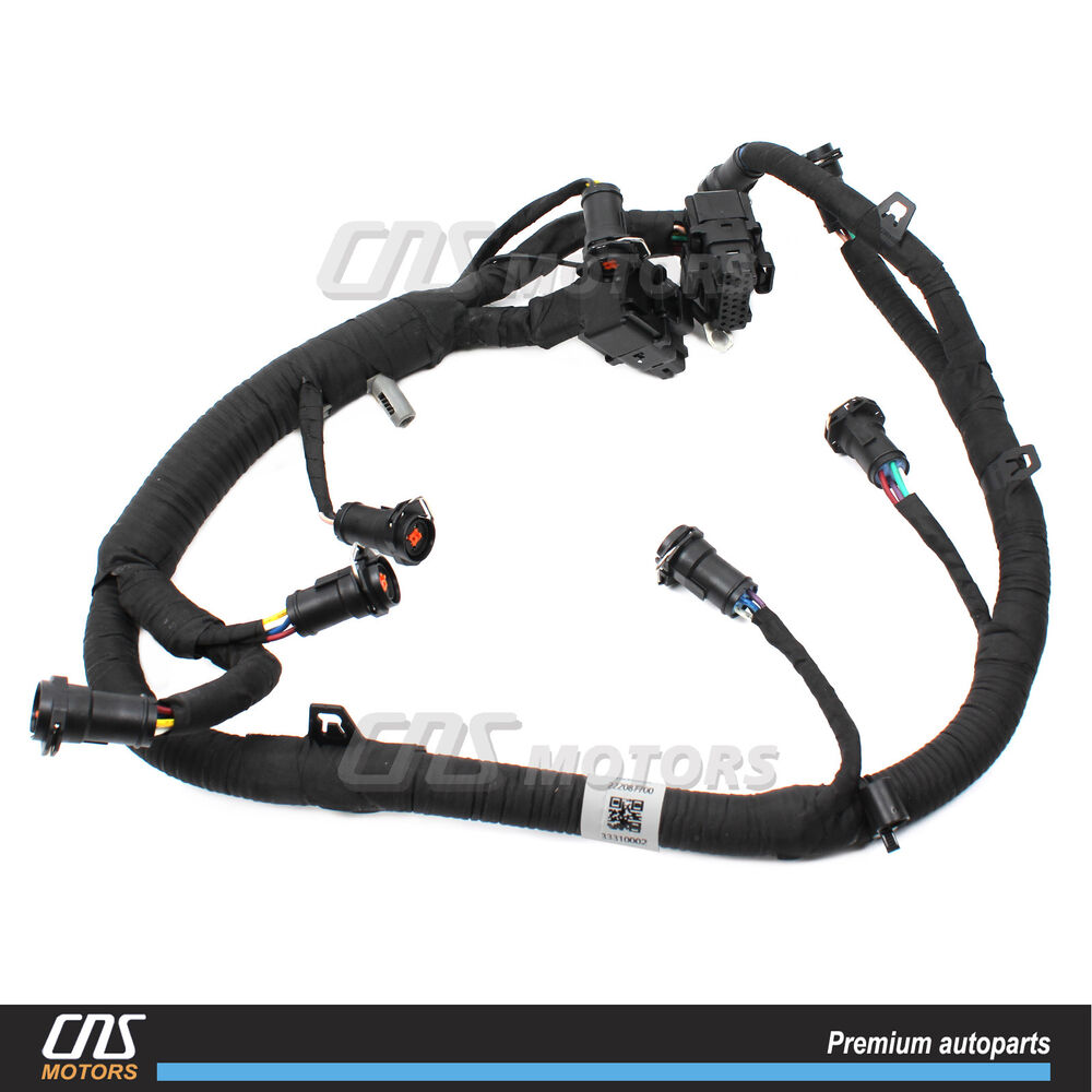 medium resolution of details about fuel injector wiring harness for 03 07 ford f 250 f 350 6 0l powerstroke diesel