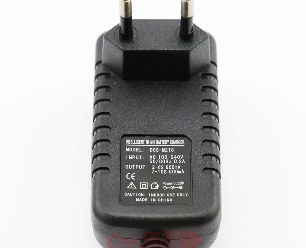 Automatic 9 Volt Nicad Charger
