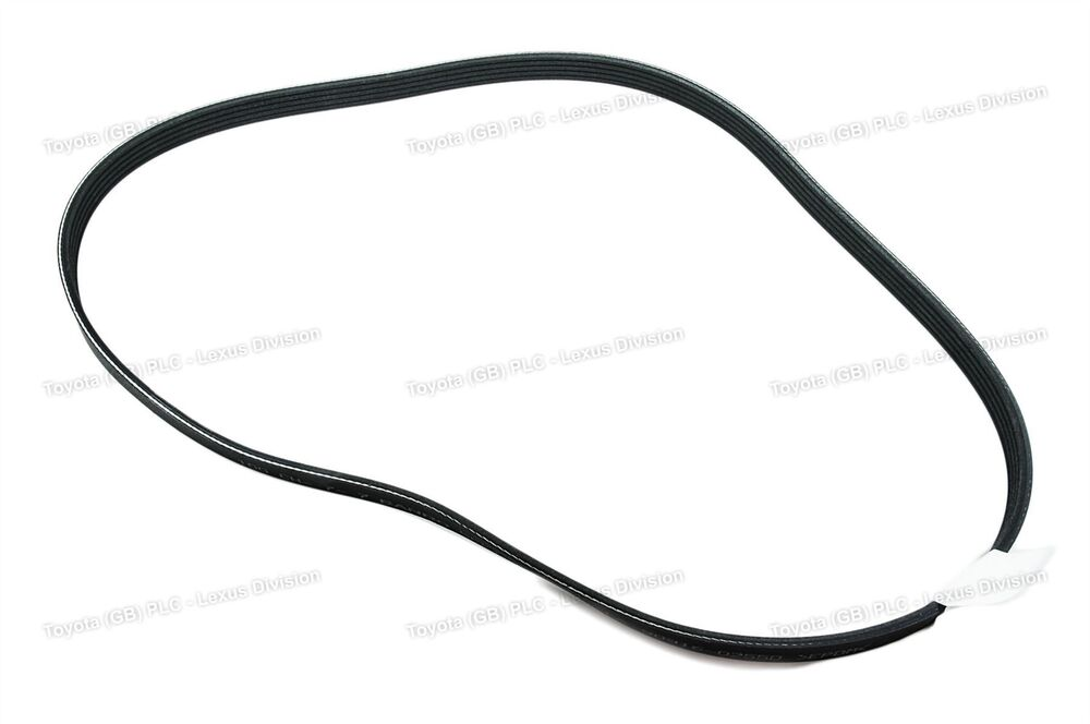 Genuine Toyota Corolla/Avensis V Belt, Serpentine Belt and