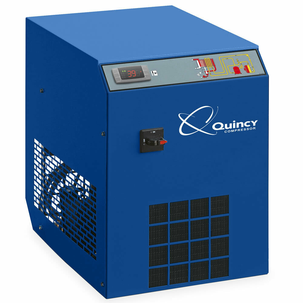 Quincy Qpnc 25 1 2 Non Cycling Refrigerated Air Dryer 25