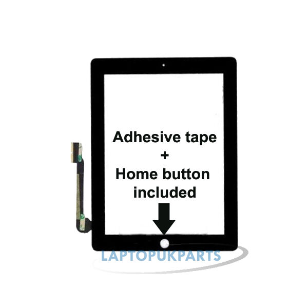 New Apple iPad 4 4G A1460 A1458 A1459 Touch Screen