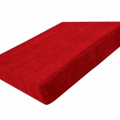 T Sofa Covers Leather Sleeper Queen Size Ma04t Red Velvet Style 3d Box Thick Seat Cushion ...